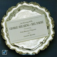 Přední strana obalu CD An Evening With George Shearing and Mel Tormé