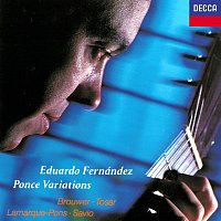 "Eduardo Fernández – Ponce: Variations & Fugue On ""La Folia"" / Brouwer: The Black Decameron / Lamarque-Pons: Sonatina etc"