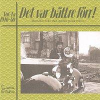 Různí interpreti – Det var battre forr Volym 4 a 1946-50