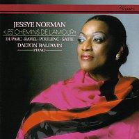 Jessye Norman, Dalton Baldwin – Les chemins de l'amour - Songs By Duparc, Ravel, Poulenc & Satie
