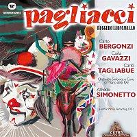 Carla Gavazzi, Carlo Bergonzi & Alfredo Simonetto – Leoncavallo: Pagliacci