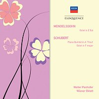 "Walter Panhofer, Wiener Oktett – Mendelssohn: Octet; Schubert: Piano Quintet in A - ""Trout""; Octet"