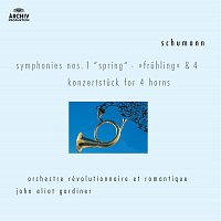 Orchestre Révolutionnaire et Romantique, John Eliot Gardiner – Schumann: Symphonies Nos.1 & 4; Konzertstuck for 4 Horns