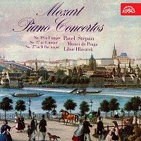 Pavel Štěpán, Musici de Praga, Libor Hlaváček – Koncerty pro klavír a orchestr