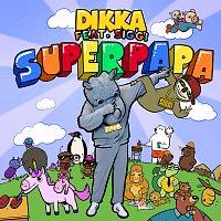 Přední strana obalu CD Superpapa