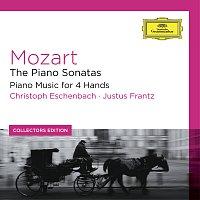 Christoph Eschenbach, Justus Frantz – Mozart, W.A.: The Piano Sonatas; Piano Music For 4 Hands [Collectors Edition]