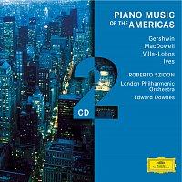 Roberto Szidon – Piano Music of the Americas