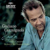 Giuliano Carmignola, Orchestre des Champs-Elysées – Haydn: Violin Concertos