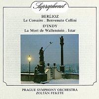 Symfonický orchestr hl.m. Prahy (FOK)/Zoltán Fekete – Berlioz: Korzár, Benvenuto Cellini - D'Indy: Valdštejnova smrt, Istar