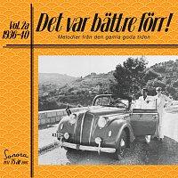 Různí interpreti – Det var battre forr Volym 2a 1936-40