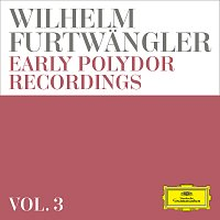 Přední strana obalu CD Wilhelm Furtwangler: Early Polydor Recordings [Vol. 3]