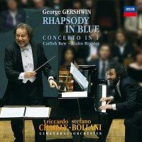 Riccardo Chailly, Stefano Bollani, Gewandhausorchester Leipzig – Rhapsody In Blue