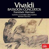 František Herman, Slovenský komorní orchestr, Bohdan Warchal – Vivaldi: Koncerty pro fagot, smyčce a continuo