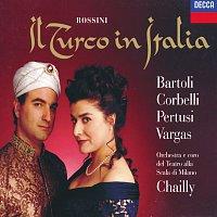 Cecilia Bartoli, Ramón Vargas, Michele Pertusi, Riccardo Chailly – Rossini: Il Turco in Italia