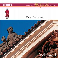 Alfred Brendel, Academy of St. Martin in the Fields, Sir Neville Marriner – Mozart: The Piano Concertos, Vol.4 [Complete Mozart Edition]