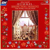 Přední strana obalu CD Hummel: Quintet Op.87; Trio Op.12; Viola Sonata Op.5/3
