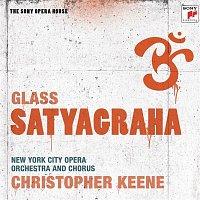 Christopher Keene, Douglas Perry, Philip Glass, Robert McFarland, Scott Reeve, New York City Opera Orchestra, New York City Opera Chorus – Glass: Satyagraha - The Sony Opera House