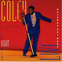 Daryl Coley – He's Right On Time: Live From Los Angeles