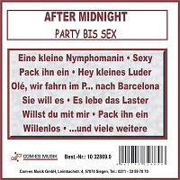 Anna – After Midnight - Party bis Sex