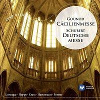 Jean-Claude Hartemann – Gounod: Cacilienmesse / Schubert: Deutsche Messe