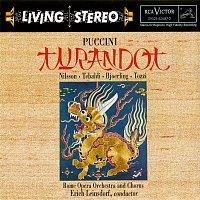 Erich Leinsdorf, Giacomo Puccini, Rome Opera Orchestra, Rome Opera Chorus – Puccini: Turandot