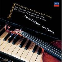 David Oistrakh, Lev Oborin – Beethoven: The Violin Sonatas [4 CDs]