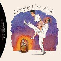 Přední strana obalu CD Jumpin' Like Mad: Cool Cats & Hip Chicks Non-Stop Dancin'