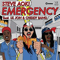 Steve Aoki, Lil Jon, Chiddy Bang – Emergency (feat. Lil Jon & Chiddy Bang)
