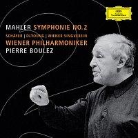 """Wiener Philharmoniker, Pierre Boulez – Mahler: Symphony No.2 """"Resurrection"""" – CD"""