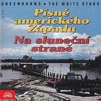 Přední strana obalu CD Písně amerického západu