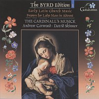 Přední strana obalu CD Byrd: Early Latin Church Music; Propers for Lady Mass in Advent