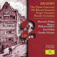 Maurizio Pollini, Wiener Philharmoniker, Claudio Abbado, Karl Bohm – Brahms: The Piano Concertos; Tragic Overture; Haydn Variations