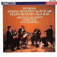 Smetana Quartet – Antonin Dvorak Quintets, Op. 97 & 5