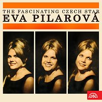 Přední strana obalu CD The Fascinating Czech Star