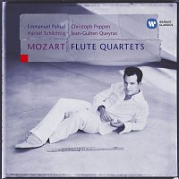 Emmanuel Pahud, Christoph Poppen, Hariolf Schlichtig, Jean-Guihen Queyras – Mozart: Quartets for Flute, Violin, Viola & Cello