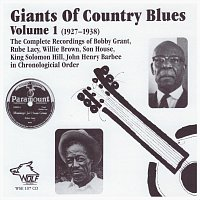 Bobby Grant, Rube Lacy, Willie Brown, Son House, King Solomon Hill – Giants