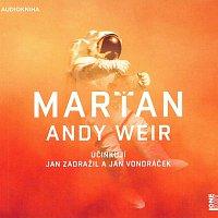 Jan Zadražil, Jan Vondráček – Marťan (MP3-CD)