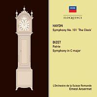 Ernest Ansermet, L'Orchestre de la Suisse Romande – Haydn: Clock Symphony; Bizet: Symphony in C