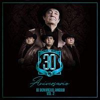 Přední strana obalu CD 30 Aniversario De Don Miguel Angulo [Vol. 2]