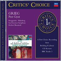San Francisco Symphony Chorus, San Francisco Symphony, Herbert Blomstedt – Grieg: Peer Gynt (Incidental Music)