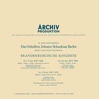 August Wenzinger, Fritz Neumeyer, Schola Cantorum Basiliensis – Brandenburg Concertos And Viola Da Gamba Sonatas [Vol. 1]