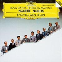 Wolfgang Schulz, Hansjörg Schellenberger, Karl Leister, Milan Turkovic – Spohr: Nonetto In F Major, Op. 31 / Martinu: Nonetto (1959)