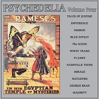 Různí interpreti – Psychedelia, Volume Four: The Great Ramses In His Eqyptian Temple Of Mysteries