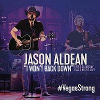 Jason Aldean – I Won't Back Down (Live from Saturday Night Live)
