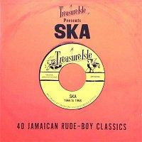 Various Artists.. – Treasure Isle Presents: Ska
