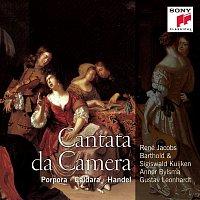 Přední strana obalu CD Italian Solo Cantatas
