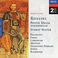 Luciano Pavarotti, Mirella Freni, Pilar Lorengar, London Symphony Chorus – Rossini: Petite messe solennelle; Stabat Mater [2 CDs]