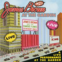 James Brown – Live At The Garden