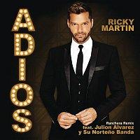 Přední strana obalu CD Adiós (Ranchera Remix)