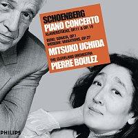 Mitsuko Uchida, The Cleveland Orchestra, Pierre Boulez – Schoenberg: Piano Concerto